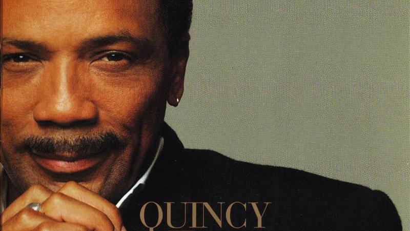 Quincy Jones Lp-Ultimate collectionOk