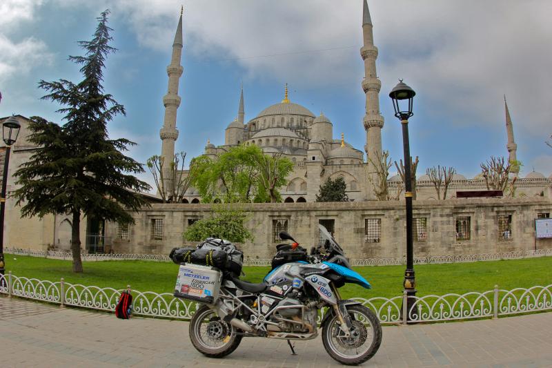 Victoria mezquita azul 2