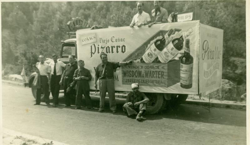 1936 Volta ciclista a Catalunya amb Ràdio Associació