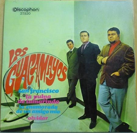 Los Guacamayos EP