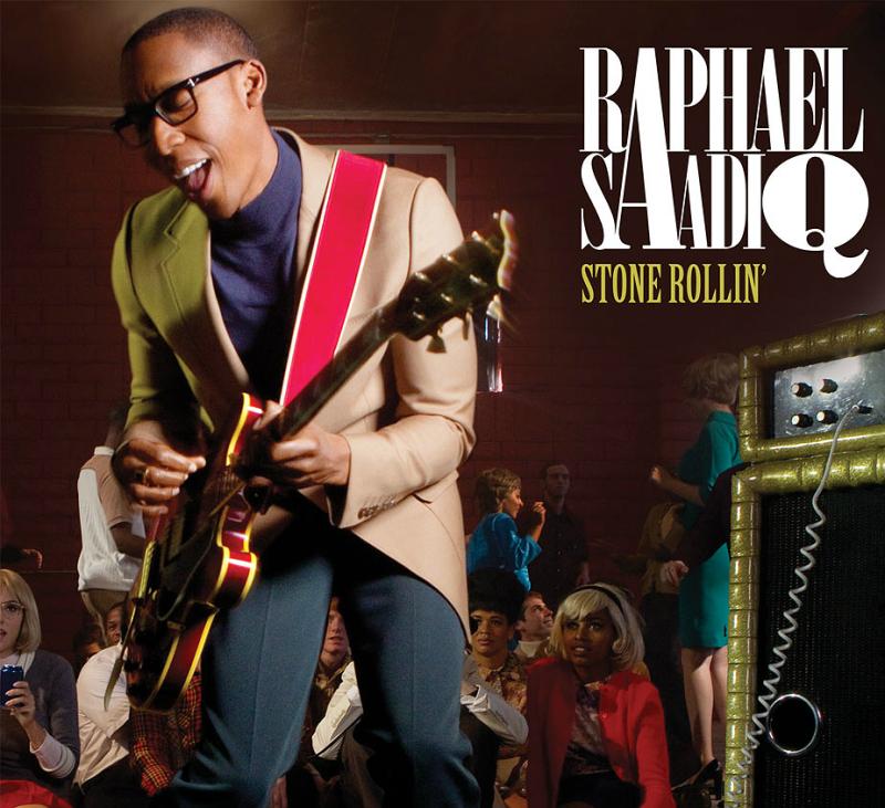 Raphael Saadiq Lp-Stone rollin 2Ok