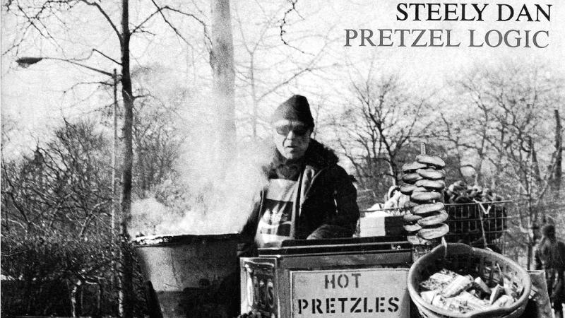 Steely Dan Lp-Pretzel logicOk