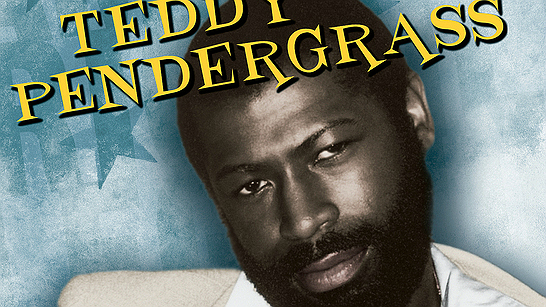 Teddy Pendergrass lp-American legendOk