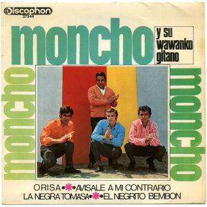 Moncho rumba 1er EP BLOG