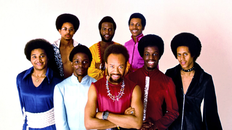 Earth Wind & Fire 3Okk
