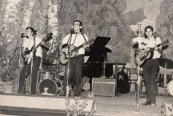 Els Tres tambors en concert BLOG