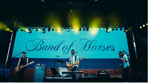 Band of HorsesOk