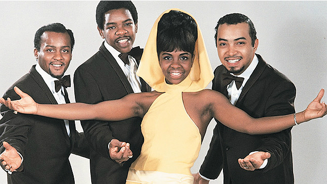 Gladys Knight & The Pips 2Ok