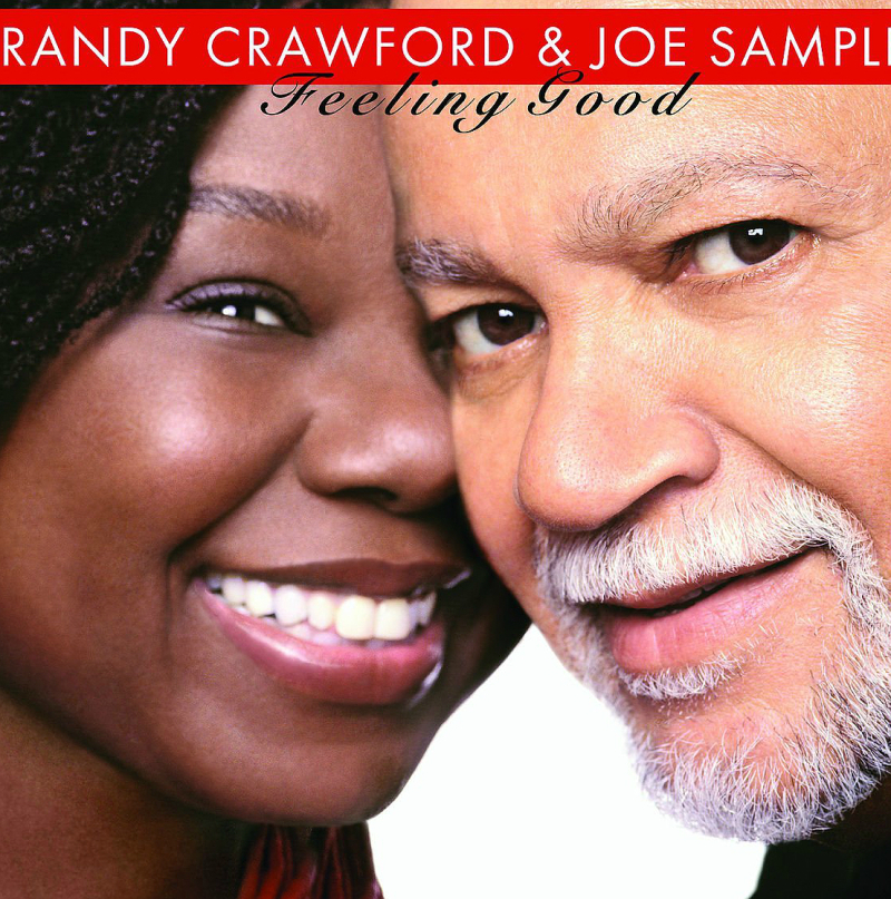 Randy Crawford & Joe Sample Lp-Feeling goodOk
