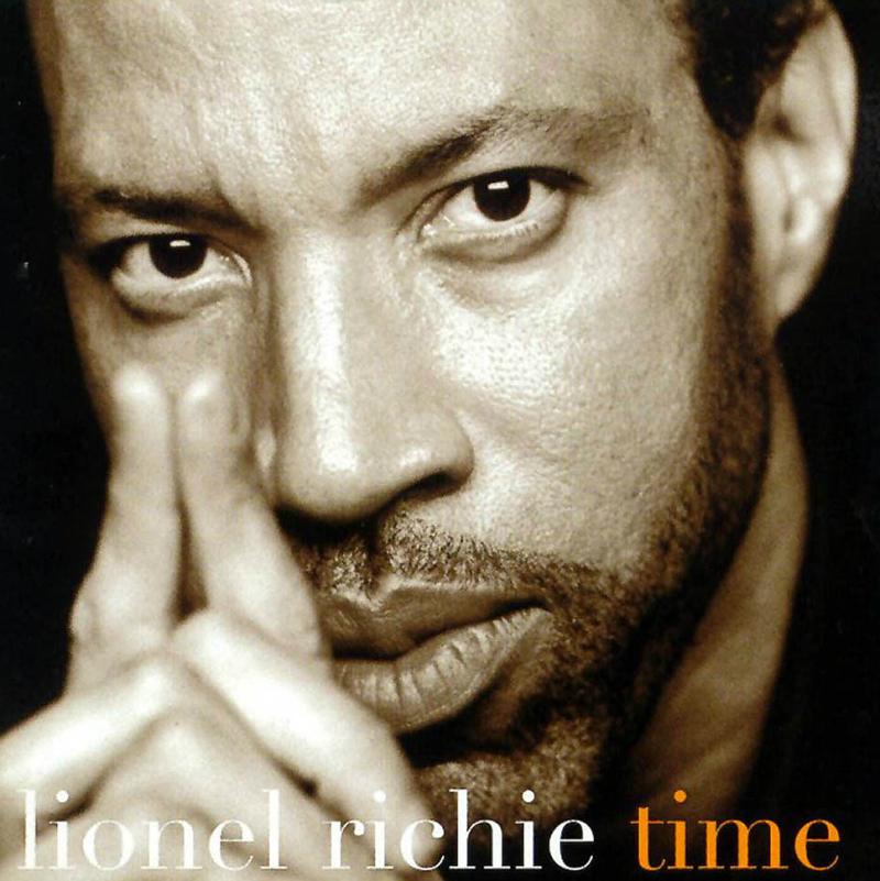 Lionel Richie Lp-TimeOk