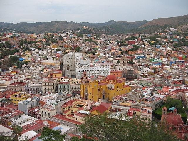 Guanajuato30_guanajuato_Foto Wikipedia Anders Lagerås