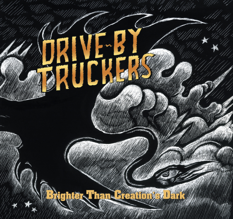 Drive-by Tuckers - Brighter than creations dark