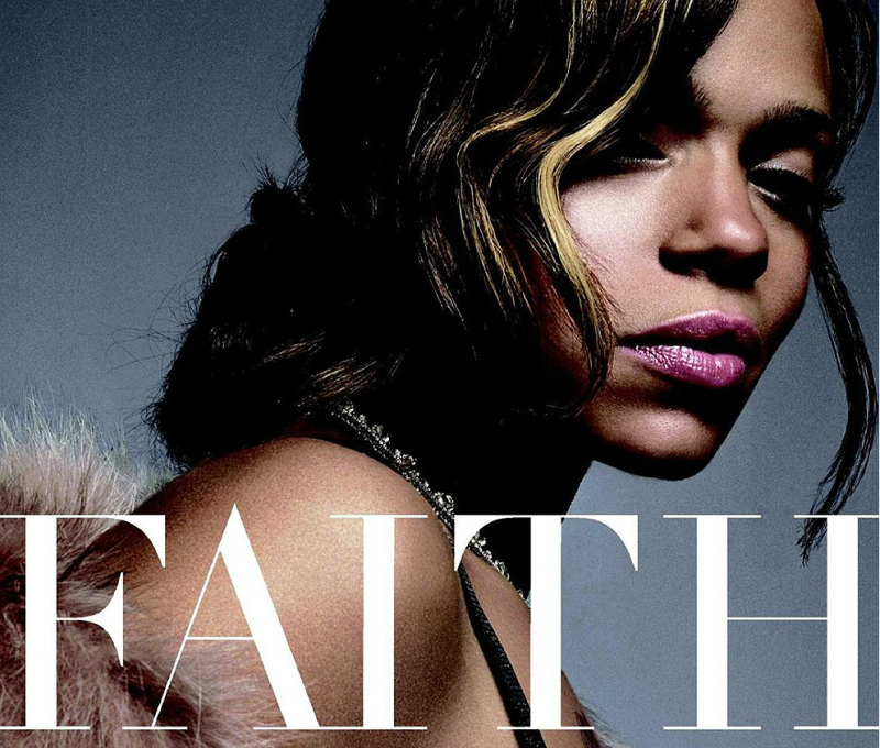 Faith Evans Lp-FaithOK