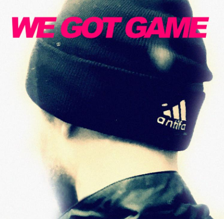 The Radio Depart Single-We got gameOK