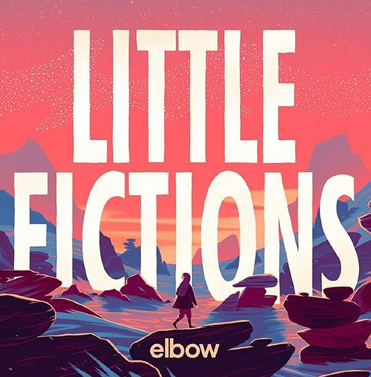 Elbow LP-Little FictionsOk