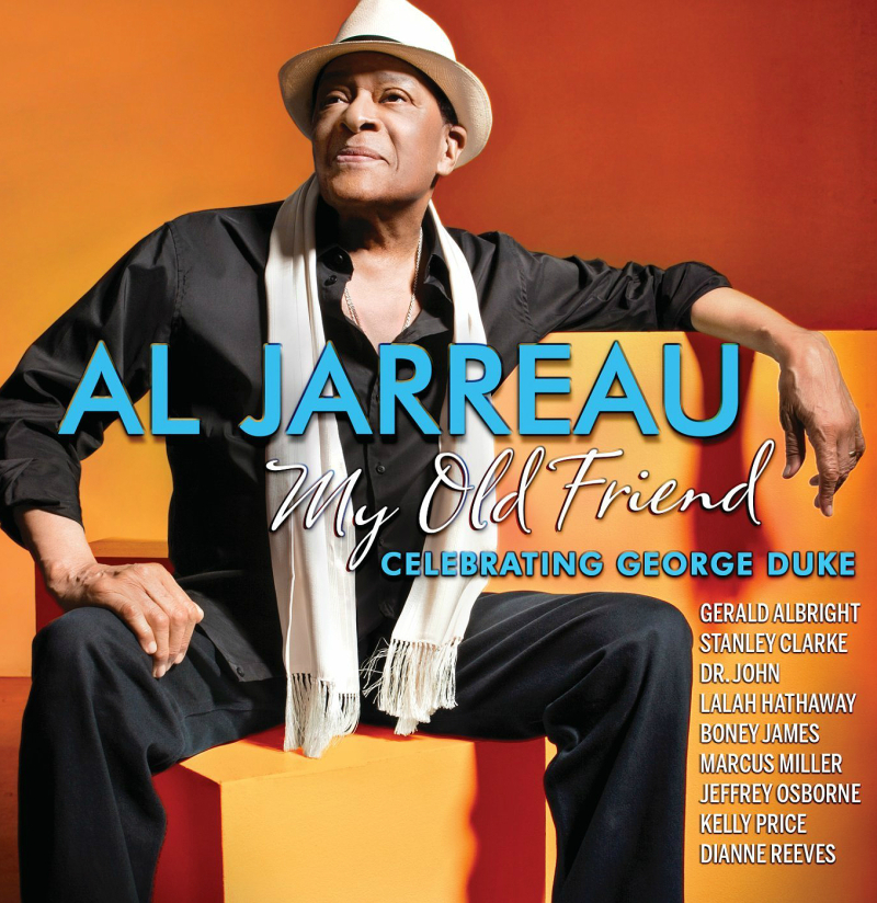 Al Jarreau Lp_My friendsOk