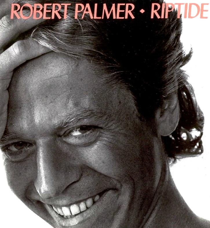 Robert Palmer Lp-PrideOk