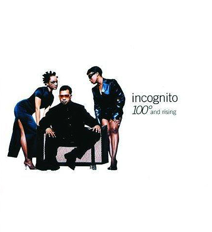 Incognito Lp-100 Degrees and RisingOk