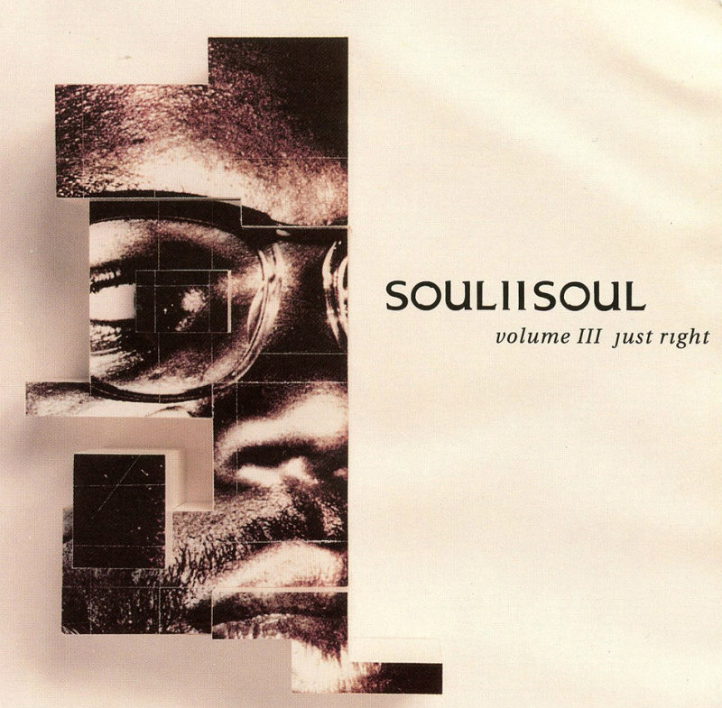 Soul II Soul Lp-Vol 3 just rightOk