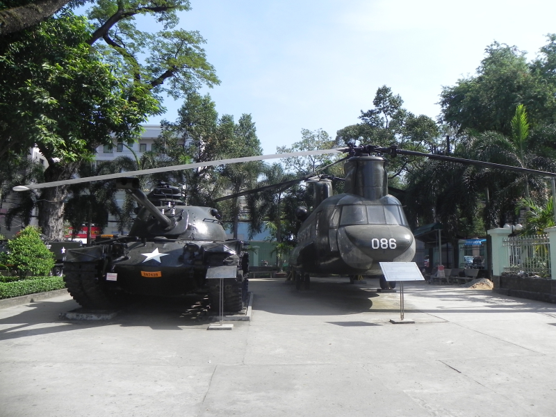 Vietnam_Saigon museo @angelaGonzaloM