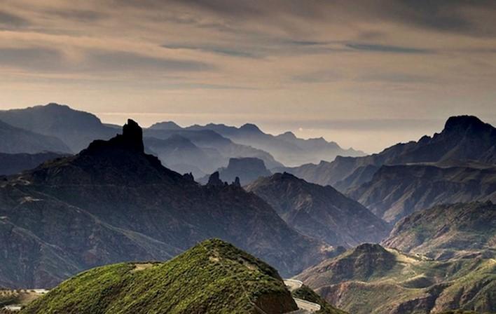Caldera de Tejeda © Cabildo de Gran Canaria