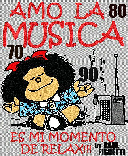Mafalda amo la músicaOk