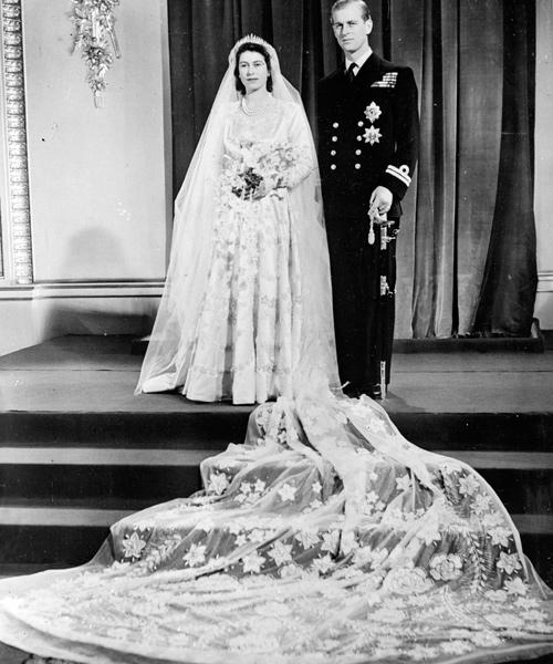 vestido de novia reina sofia