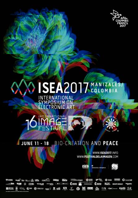 ISEA 2017 Poster