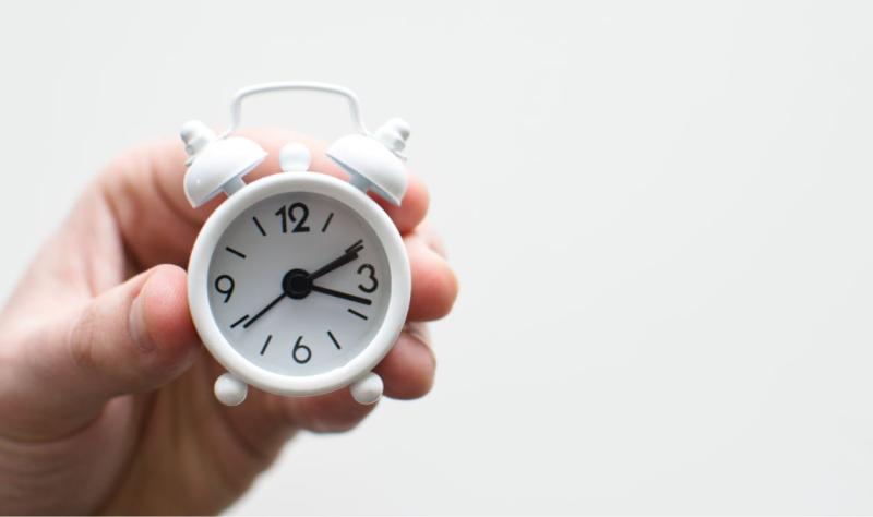 Como sabemos que hora es ritmo circadiano