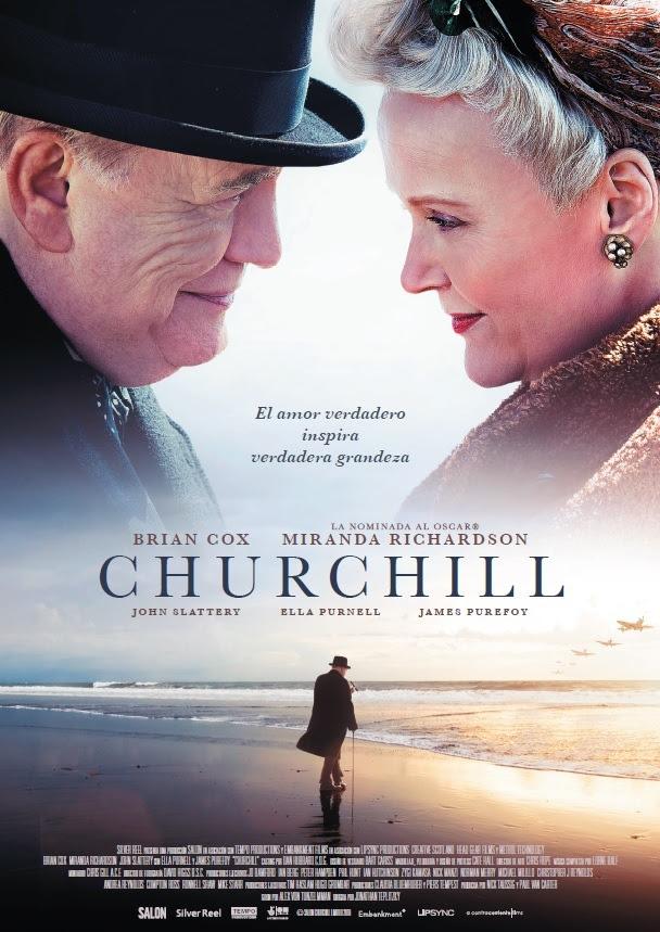 Churchill biopic