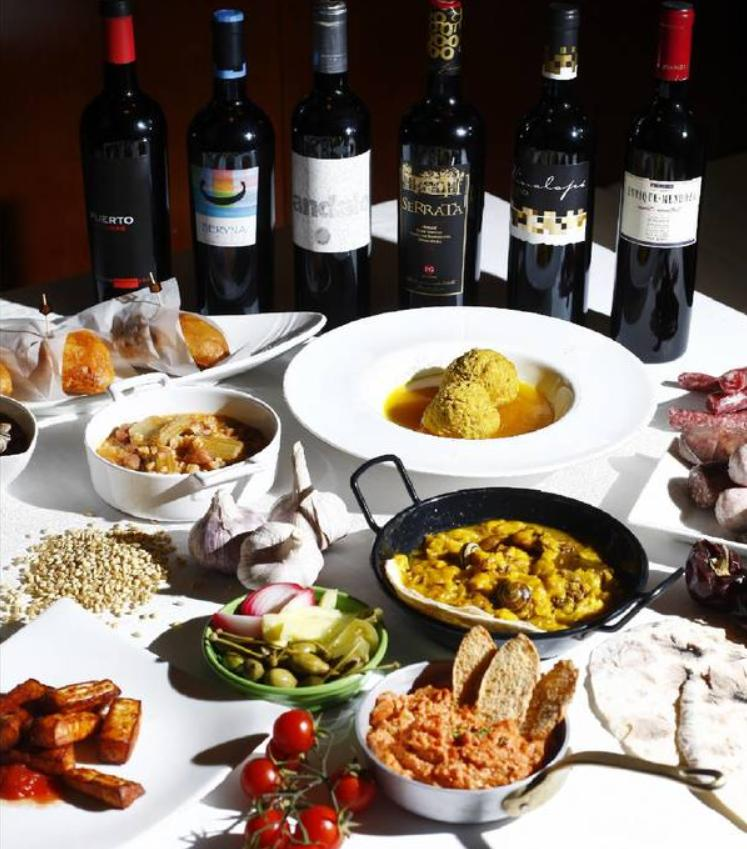 Gastronomia Villena