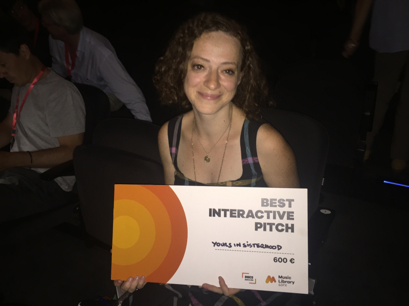 Interactive pitch