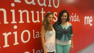 Blog 141004 MARÍA ISASI Y MARTA ALEDO