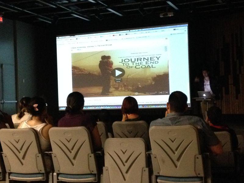 Keynote documental interactivo y transmedia 2