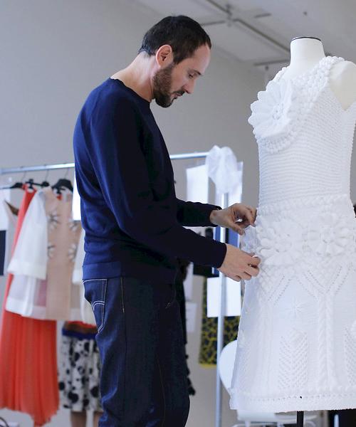 Josep Font gana el Nacional de diseño de moda