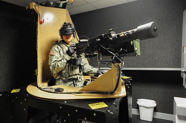 Aplicación RV ejército