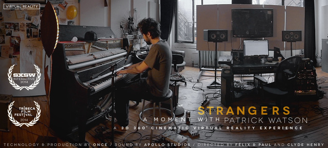 Strangers with Patrick Watson