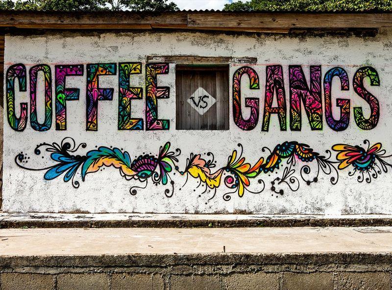 Coffe vs gangs 1