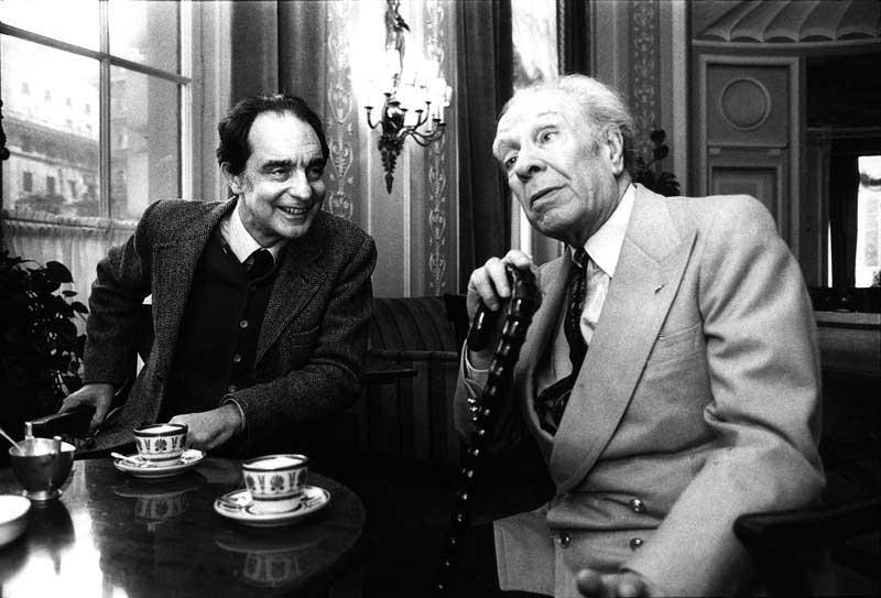 Borges y Calvino