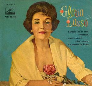 Gloria Lasso La sardana de la rosa
