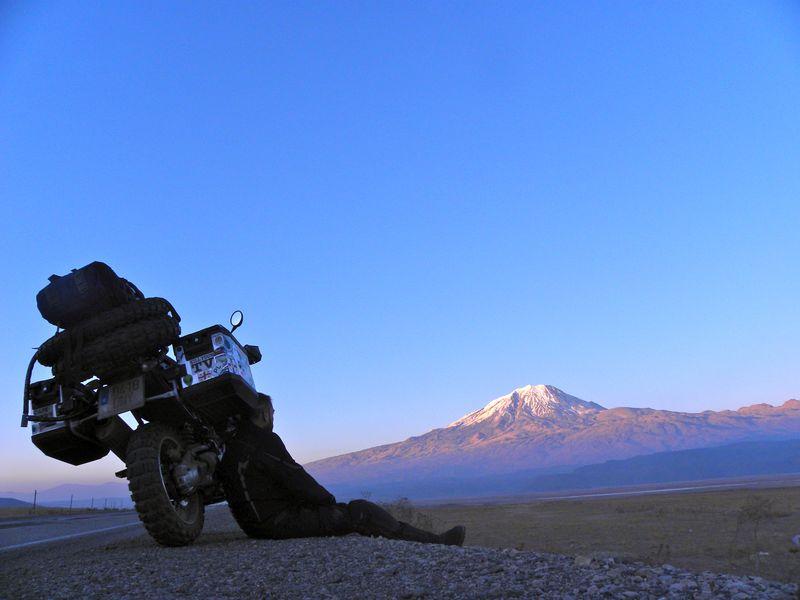 Ararat, turquish side