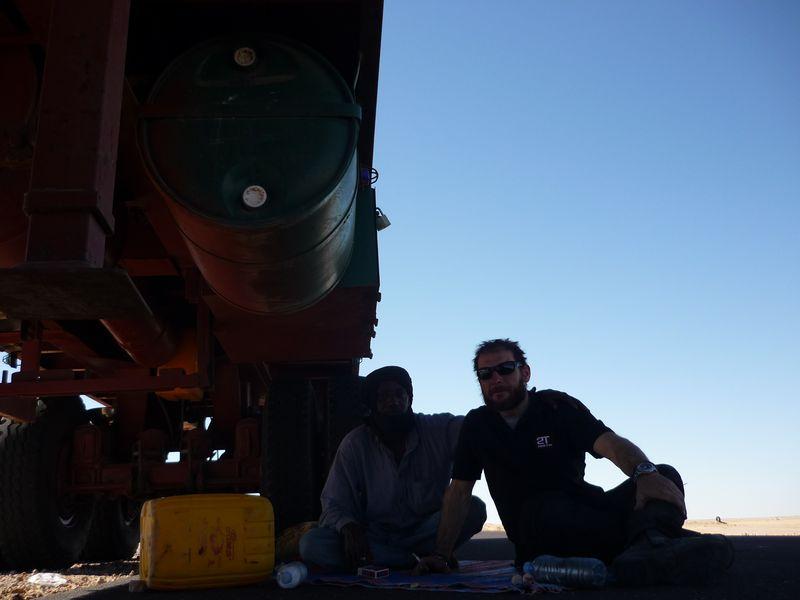 Mauritanian friend