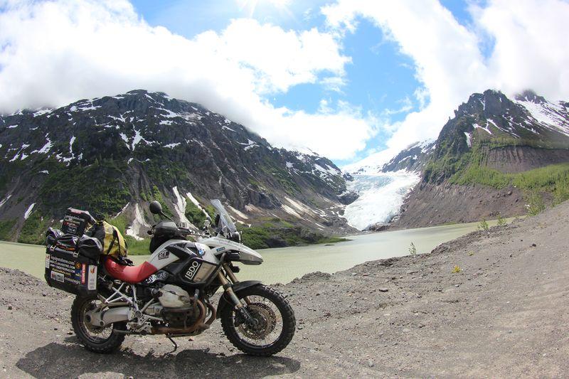 Moto glaciar