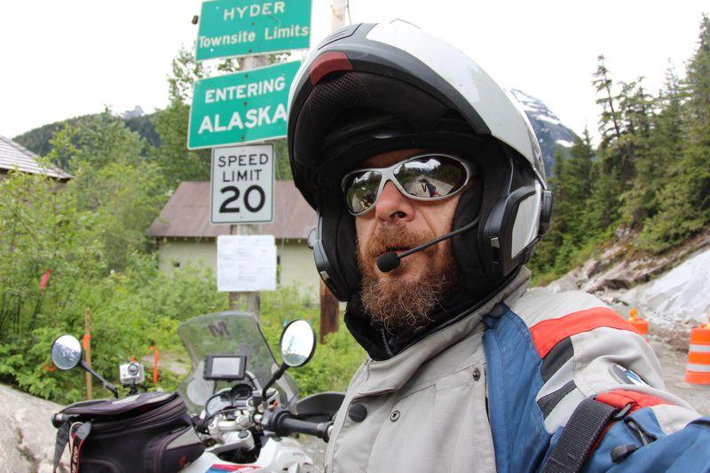 Miquel entrando en alaska 2