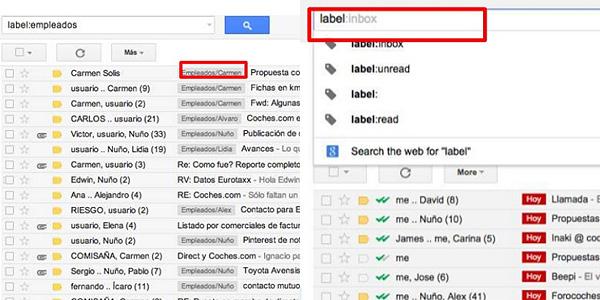 Etiqueta-gmail