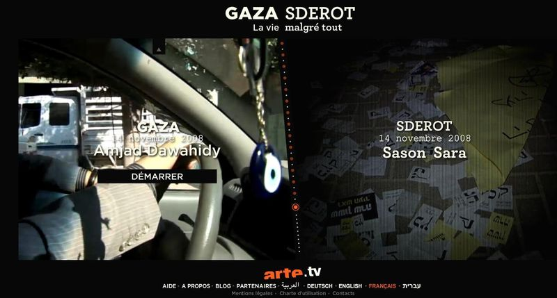 Gaza-Sderot 1
