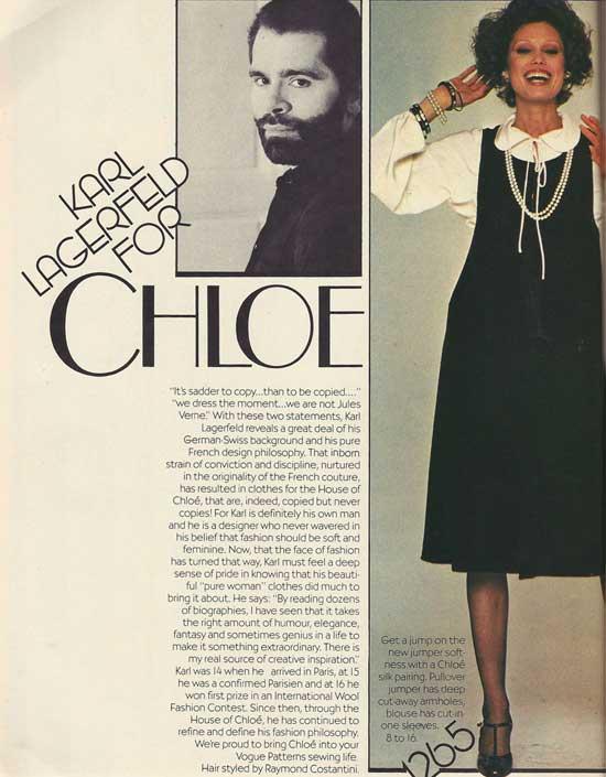 Un-joven-Karl-Lagerfeld-ficha-por-Chloé