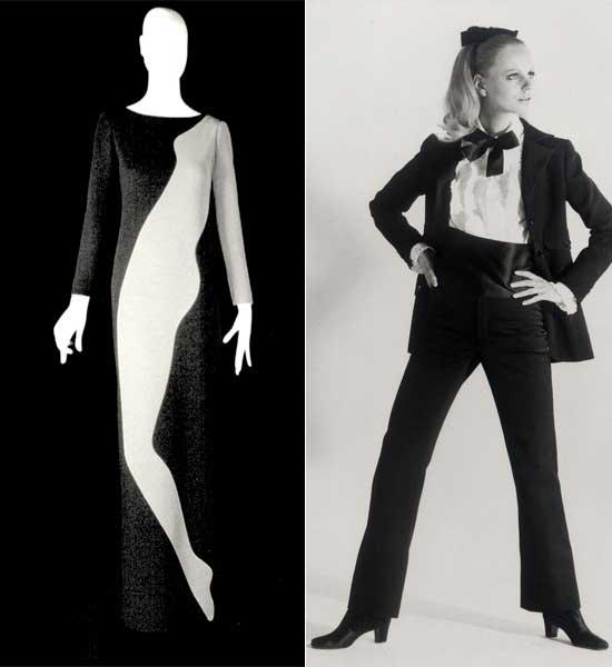 Diseños-de-Yves-Saint-Laurent-de-1966