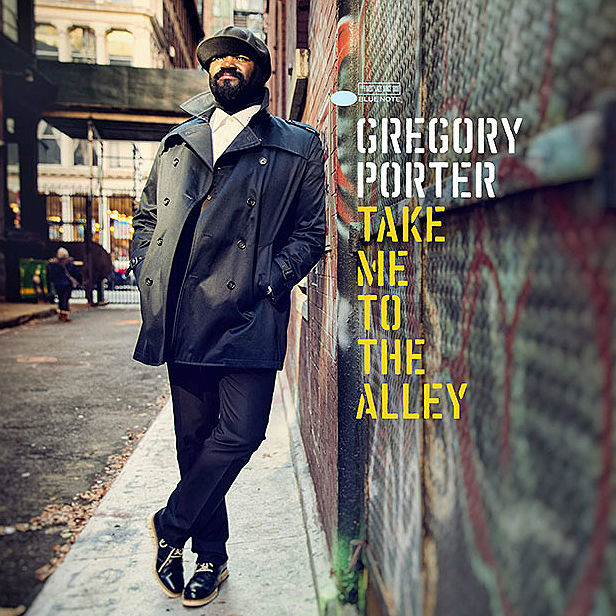 Grgory Porter Lp-Take me to the alley 2Ok