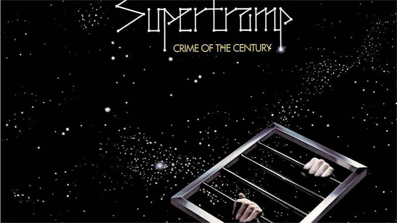 Supertramp Lp-Crime of the centuryOk